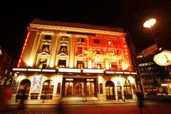 Londyński Theatre, St Martin Theatre Obrazy Stock
