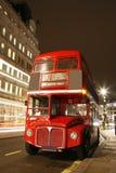 Londyński Trasy Mistrza Autobus Obraz Royalty Free