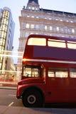 Londyński Trasy Mistrza Autobus Zdjęcia Stock