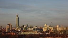 Londyński widok 2 Fotografia Stock
