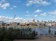 Londyński widok Fotografia Royalty Free
