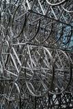 LONDYN - DEC 20: Ai Weiwei zawsze nowa rzeźba outside Lond Obrazy Stock