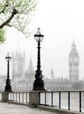 Londyn idylliczny widok Fotografia Stock