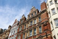 Londyn, Irving ulica - Fotografia Stock