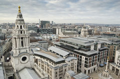 Londyn Miasto Obrazy Royalty Free