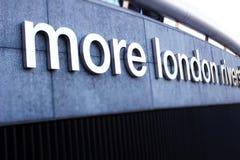 Londyn most Fotografia Stock