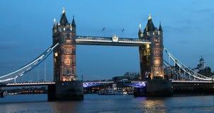Londyn most, Anglia Zdjęcia Royalty Free