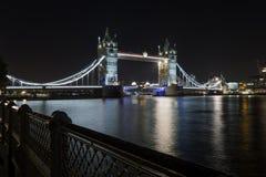 Londyn mostu wierza fotografia royalty free