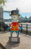 Londyn Paralympics 2012 symbol Zdjęcia Stock