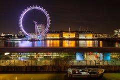 Londyn - pejzaż miejski obrazy royalty free