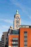 LONDYN, STYCZEŃ - 27: OXO wierza na Southbank w Londyn na Ja Fotografia Royalty Free