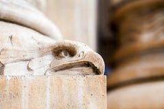 23 07 2015 LONDYN, UK, historii naturalnej muzeum - szczegóły Zdjęcia Stock