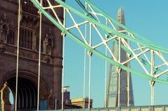 17/10/2017 Londyn, UK, Londyński czerepu budynek, Fotografia Stock