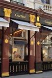 Cartier Londyn zdjęcie royalty free