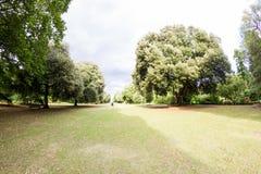 28 07 2015, LONDYN, UK, widok od Kew ogródów Zdjęcia Stock