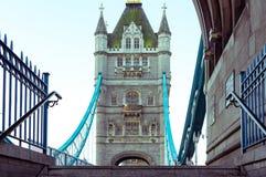 15/10/2017 Londyn, UK, wierza most zdjęcie stock