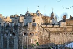 Londyn wierza Zdjęcia Royalty Free
