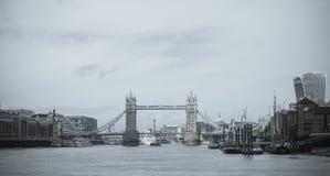 Londyn wierza most Obraz Royalty Free