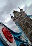 Londyn wierza most Zdjęcie Royalty Free