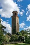 LONDYN, WRZESIEŃ - 7: Italianate dzwonnicy Kew ogródy na Se obraz royalty free