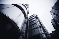 LONDYN, WRZESIEŃ - 21: Lloyds budynek Obrazy Stock