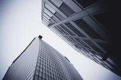 LONDYN, WRZESIEŃ - 21: Walkie Talkie budynek Zdjęcia Royalty Free