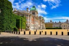 Londyn Zjednoczone Królestwo, Lipiec, - 21, 2017: Stara admiralicja Buduje a Obraz Royalty Free