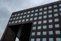 Londyn Zjednoczone Królestwo, Październik, - 22nd, 2006: Szkło, beton i zdjęcie stock
