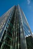 Londyn Zjednoczone Królestwo, Październik, - 10, 2006: Szkło i stal offic obraz stock