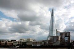 Londyn, Zlany królestwo: czerepu widok obraz royalty free