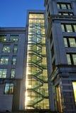 Londyn, Zlany królestwo - Lipiec 2017: Londyńscy budynki obrazy stock