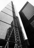 Londyn, Zlany królestwo - Lipiec 2017: Londyńscy budynki podczas dzwi otwarty w London zdjęcia stock