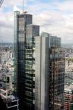 Londyn, Zlany królestwo - Lipiec 2017: Londyńscy budynki podczas dzwi otwarty w London zdjęcie stock