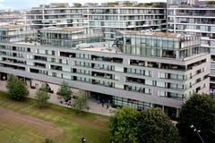 Londyn, Zlany królestwo: Londyńscy budynki fotografia stock