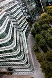 Londyn, Zlany królestwo: Londyńscy budynki obraz stock