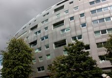 Londyn, Zlany królestwo: Londyńscy budynki obrazy stock