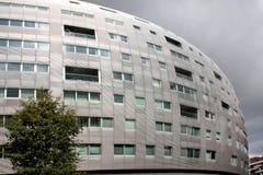 Londyn, Zlany królestwo: Londyńscy budynki zdjęcia royalty free