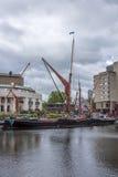 Londyńska barka Obrazy Stock