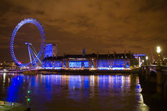 Londyński oko Obrazy Stock