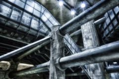 Metropolia Zdjęcie Stock