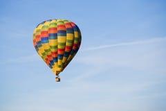 Lone balloon Stock Image