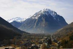 lone berg Fotografering för Bildbyråer