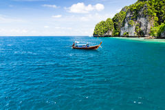 Phi Phi island, Phuket. Stock Photos
