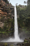 Lone creek falls waterfall near sabie in south africa Stock Photos