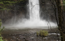 Lone creek falls waterfall near Sabie Stock Images