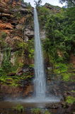 Lone creek waterfall South Africa Royalty Free Stock Photography