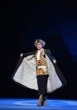 "Lone hero Yang Zirong-Peking Opera ""Taking Tiger Montain By Strategy"" Royalty Free Stock Photos"