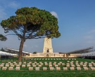 Lone Pine Memorial, Gallipoli Royalty Free Stock Photos