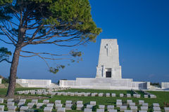Lone Pine Memorial Turkey Stock Images