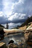 Lone Pine, Quiet Pool Stock Image